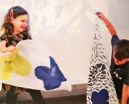Kinderatelier - Kunstlokaal Wezep