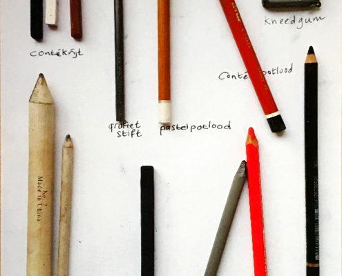 tekenen - Kunstlokaal Wezep