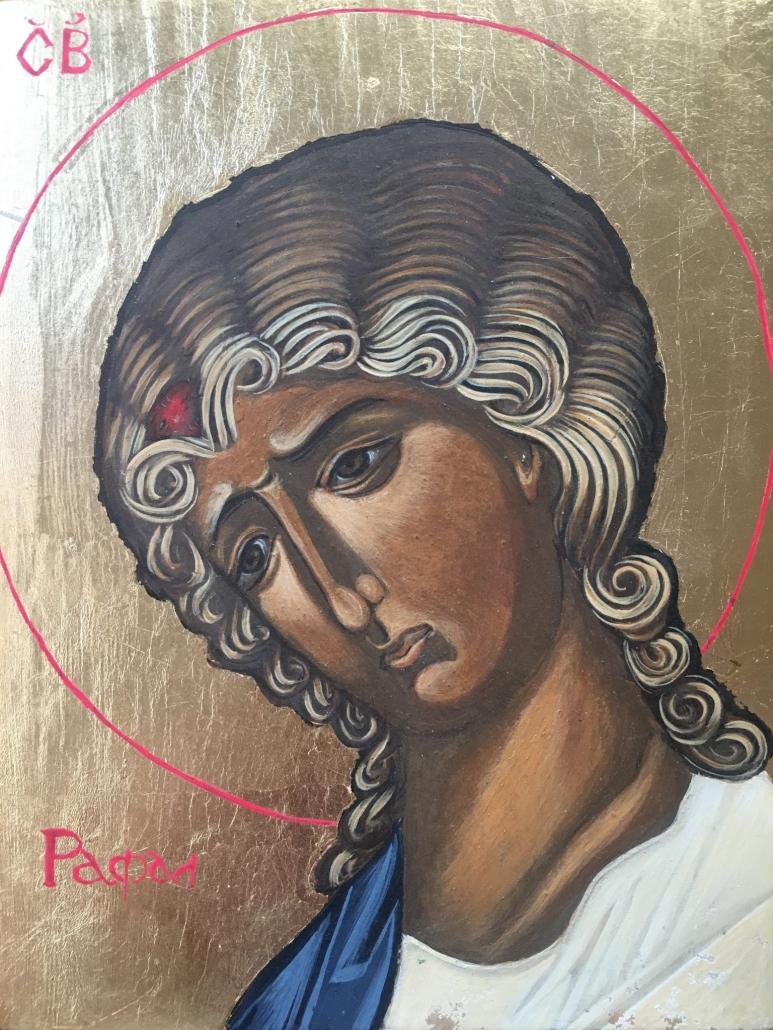 Icoon schilderen - Kunstlokaal Wezep